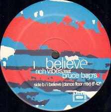 RICH VIBES - I Believe, Feat. Bruce Bap's - KAA
