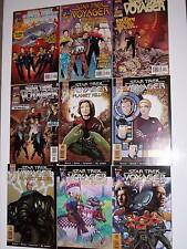 Star Trek Set 9 Comic Voyager Planet Killer Avalon steigende Elite Force Marvel 1,2