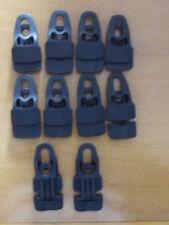 Midi Holdon Pack of 10 In Black
