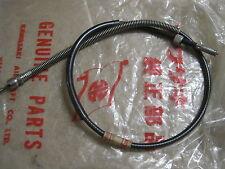 KAWASAKI NOS TACHOMETER CABLE KE125 KS125   54018-018