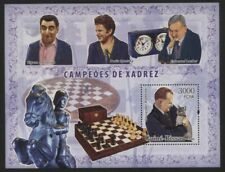 Guinea Bissau 2006 Chess Champions S/S set NH