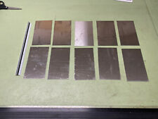18 Gauge Stainless Steel Scrap 304316 Hho Tigmig 10 Pcs