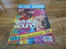 RECORD MIRROR - 9/3/91, DEFINITION OF SOUND / SCRITTI POLITTI / MICA PARIS