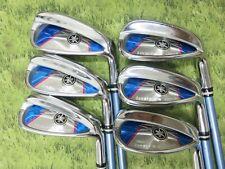 LADIES * Yamaha IMPRES UD+2 * 6-PW+SW Irons TX 417i