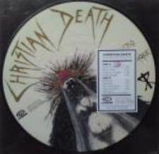 Christian Death Insanus, Ultio,  Italian Picture LP