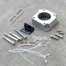 Front Facing Intake Manifold Original Throttle Body Adapter Kit For R33 RB25DET