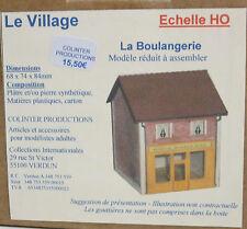 Colinter Productions : La Boulangerie - Echelle HO