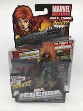 "2012 Hasbro Marvel Legends HOPE SUMMERS 6""  TERRAX BAF Series New Vhtf!!!!"