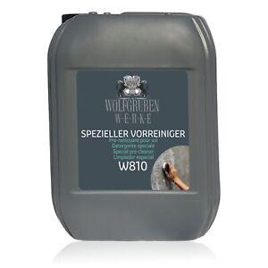 Vorreiniger Betonfarbe Untergrundvorbereitung Betonreiniger Spezialreiniger W810