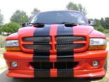 "Dodge Dakota 10 inch Racing Stripes Graphic Vinyl 10"" Duel Decal Sticker 36 FEET"