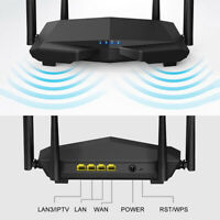 Tenda AC11 W15E 2.4GHz/5GHz 1200Mbps Dual Band WiFi Router Wireless Repeater