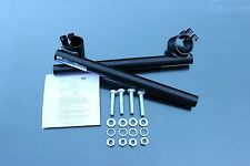 Lenker-Stummel Stummellenker schwarz 28mm 28 mm Fehling 7675 LS N2 28 black