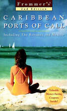 USED (GD) Frommer's Caribbean Ports Of Call (Frommer's Cruises) by Darwin Porter