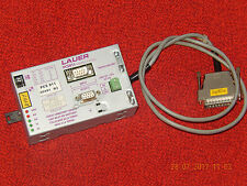 LAUER PCS 811 Interbus S Modul mit Kabel PG811.0003, 100% funktionsfähig