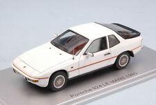 Porsche 924 Le Mans 1980 White Limited Edition 225 pcs 1:43 Model KESS MODEL