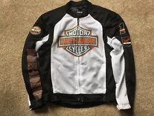 Harley Davidson Mesh Riding Jacket EUC men's medium