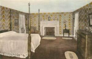 South Carolina, SC, Clemson, Fort Hill, John C Calhoun Albertype Co Postcard