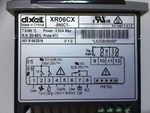 * XR06CX-5NOC1 Digital Controller DIXELL