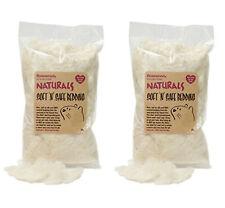 2 X Naturals Soft n Safe Animal Bedding, Small, 20 g