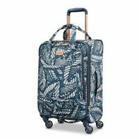 American Tourister Belle Voyage Softside Luggage with Spinner Wheels