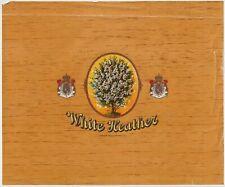 White Heather - Cigar Box Label (b)