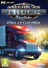 American Truck Simulator California PC DVD 5060020477492 Fast DISPATCH