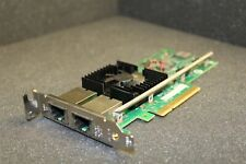 Dell Intel X540-T2 Dual Port NIC 10Gbps PCIe Low Profile Ethernet Adapter 3DFV8