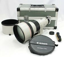 [Excellent+++++] Canon New FD NFD 400mm F/2.8 L MF Telephoto Lens from Japan