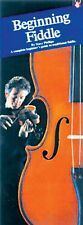 Beginning Fiddle Compact Reference Library Book New 014003839