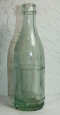 River Junction Fla Rare Vintage J H Keen Soda Bottle 7 oz Bottling Works