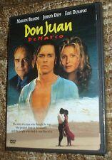 Don Juan de Marco (DVD, 1998), EW & SEALED, REGION 1,WIDE & FULL SCREEN VERSIONS