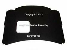 Mercedes w124 300 (late) Hood Liner Insulation foam Pad OEM engine lid isolation