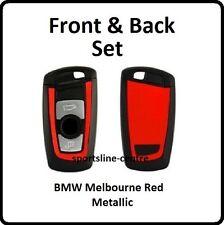 Etiqueta Engomada Del Vinilo Abrigo de clave BMW Rojo F30 F35 F20 F10 F18 1 2 3 4 5 X M Sport serie KR