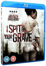 I Spit On Your Grave Blu-Ray (2011) Sarah Butler  cert 18 BRUTAL. BLOODY. SUPERB