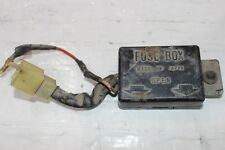 scatola portafusibili kawasaki gpz 305 ex dal 1983-1990 HOLDER SPARE FUSE