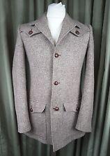 Vintage 70s Marks & Spencer Fitted Norfolk Jacket 38L EXCELLENT CONDITION