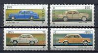 35911) Poland 1976 MNH Fso Car Industry 4v