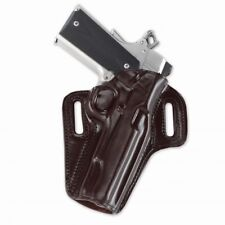 """Galco Concealable Holster for 1911's 4"""", Right Hand Havana, Part # CON266H"""