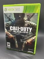 Call of Duty: Black Ops (Xbox 360, 2010) Call Of Duty: world At War. Tested Work