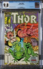 THOR #364 Marvel CGC 9.8 NM/MT (1986) 1st App. of PUDDLEGULP WHITE Pages
