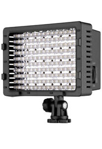 NIB Neewer 160 LED CN-160 Dimmable Ultra High Power Panel Video Light