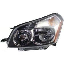 New Driver Side New Driver Side DOT/SAE Headlight For Pontiac Vibe 2009-2010