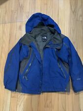 New listing The North Face Fleece Jacket Youth Boys Small (7/8) Blue Ski Snowboard Winter