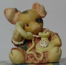 """This Little Piggy """"Sow Are Thngs With You"""" Figurine New 1994 by Enesco"""
