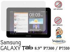Pellicola protettiva per Samsung Galaxy TAB 8 8'' 8.9 P7300 P 7300 triplo strato