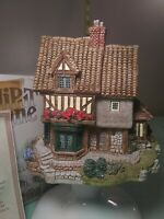 LilliPut Lane Micklegate 1991 COA MADE IN UK discontinued vintage........