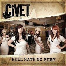 Hell Hath No Fury - Civet (2008, Vinyl NIEUW)