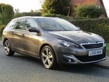 Peugeot Estate 75,000 to 99,999 miles Vehicle Mileage Cars