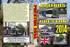 2857. Preston.UK. Buses,May 2014. Sunshine and showers at the now to be preserve