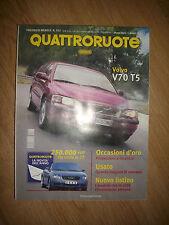 QUATTRORUOTE - N.533 MARZO 2000 - VOVLVO V70 T5 (OK)